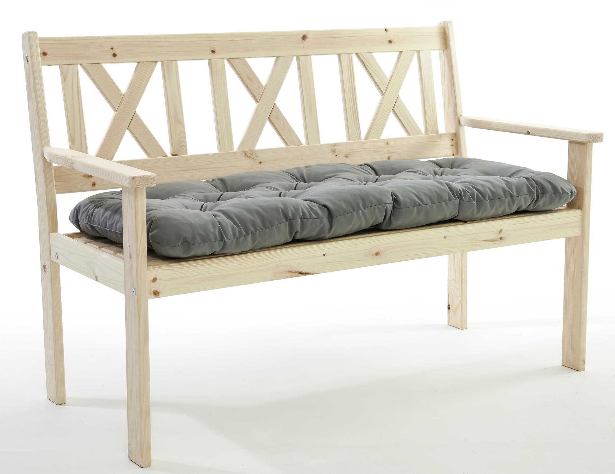gartenbank bank sitzbank holz 120cm gartenm bel holzbank. Black Bedroom Furniture Sets. Home Design Ideas