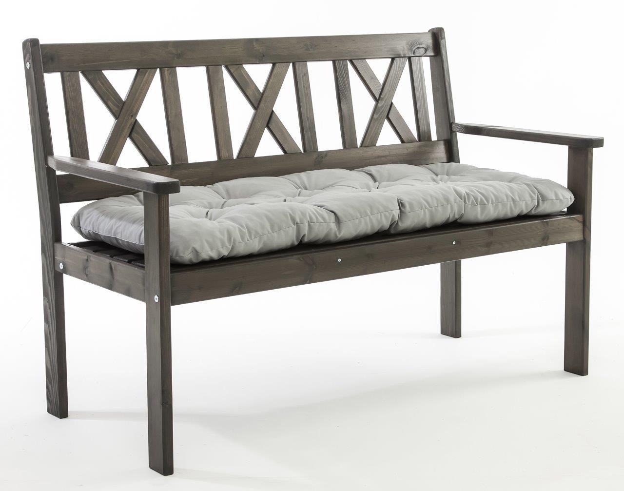 auflage f r sessel stuhl stuhlauflage mit r ckenteil. Black Bedroom Furniture Sets. Home Design Ideas