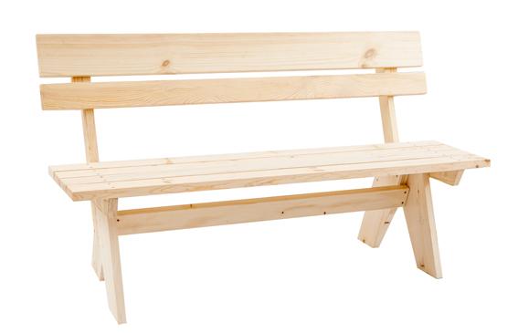 rustikal bank tisch sitzgarnitur gartenm bel gartenbank gartentisch massiv 148cm ebay. Black Bedroom Furniture Sets. Home Design Ideas