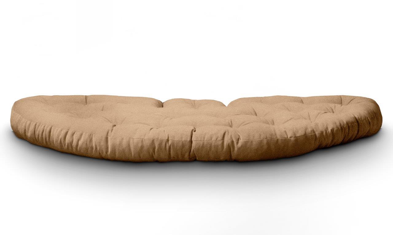 Mittels Starker Klettverschlüsse Verwandeln Sie Die Liege In Sekunden In  Einen Super Bequemen Sessel/Sitzsack.